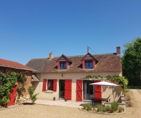 Charmante maison 24h Le Mans / Lovely country house in Le Mans 24h