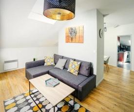 T3 Duplex hypercentre Cholet logement entier 3 lits